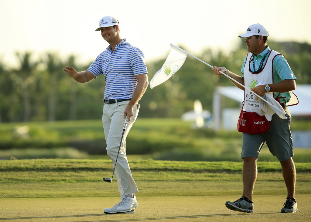 Long takes two-shot lead at PGA Puntacana Championship