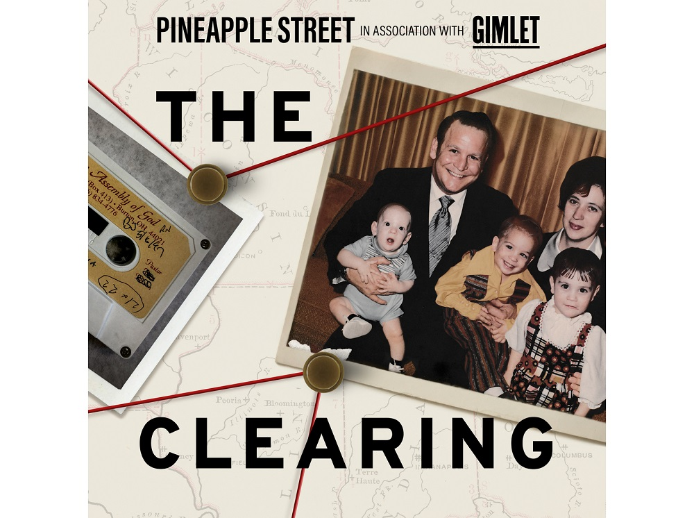A TV adaptation of investigative podcast The Clearing is under way. — Picture courtesy of Pineapple Street Media