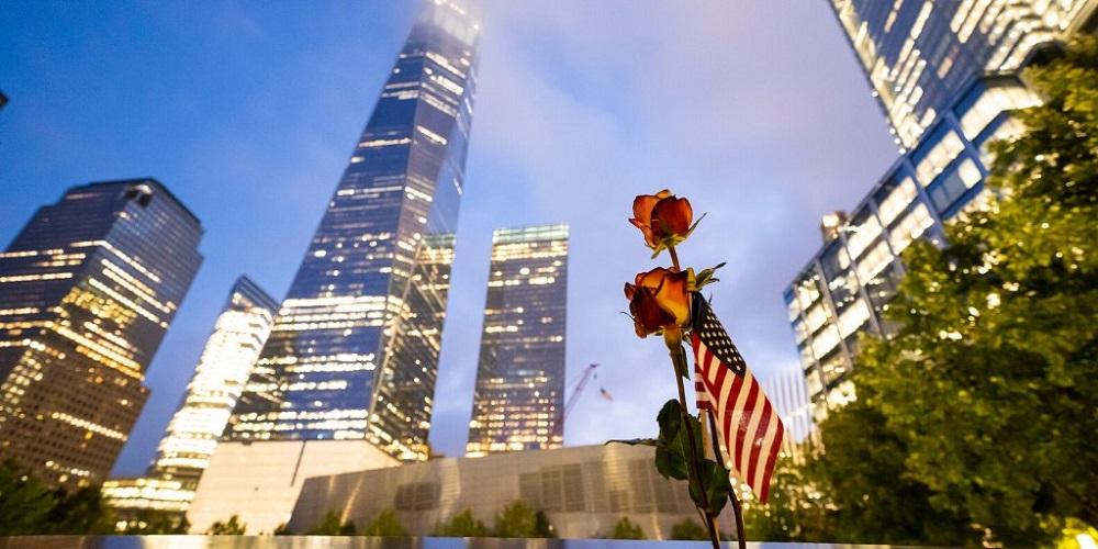 美国驻吉隆坡大使馆在脸书上发文,以纪念在911事件中,3名遇害的大马人。-图片摘自Sept11Memorial推特-