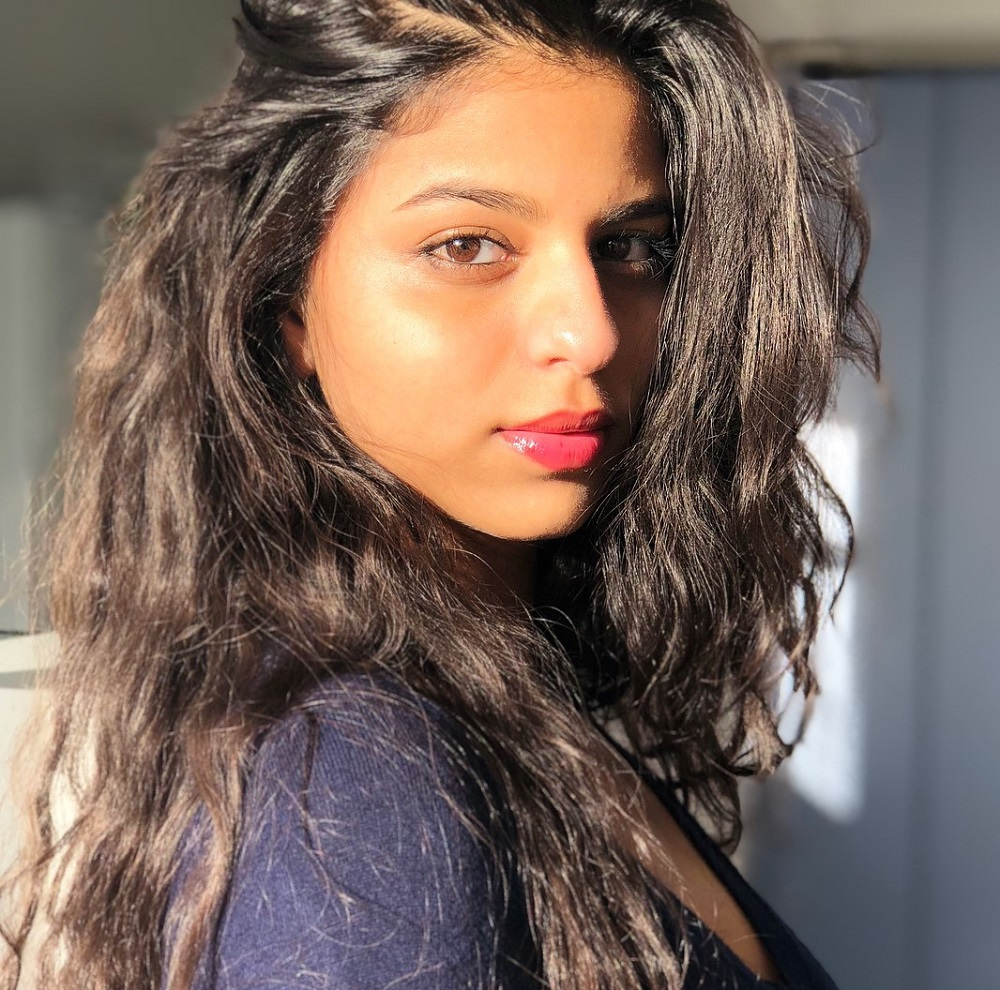 Suhana Khan has called out haters after labelling her as having 'dark' skin tone. —  Picture via instagram/suhanakhan2