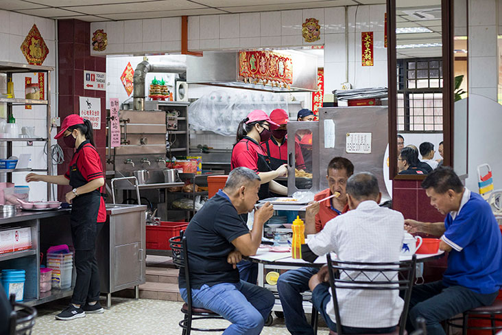 Dim sum culture is alive and well in Ipoh. – Pictures by CK Lim
