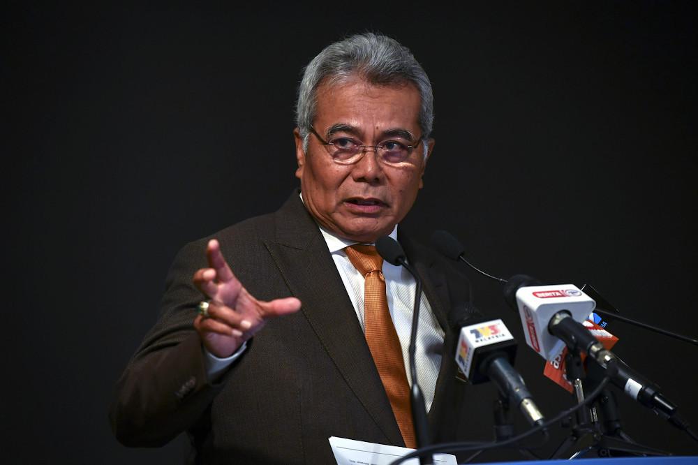 莫哈末利祖安表示,目前政府运作良好,无需施压首相改组内阁。-马新社-