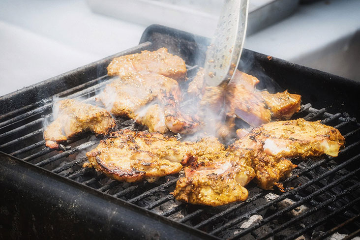 The smoky aroma of Omeor Grill's carefully grilled meats – Pictures courtesy of Omeor Grill