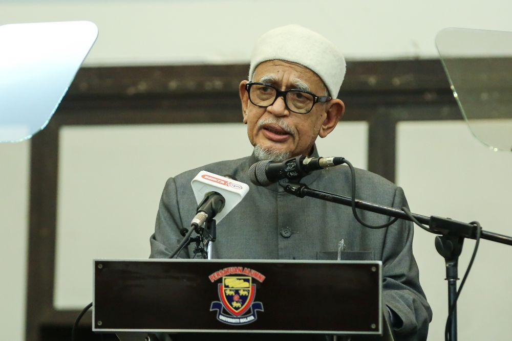 PAS wants Umno, Bersatu to join forces in GE15