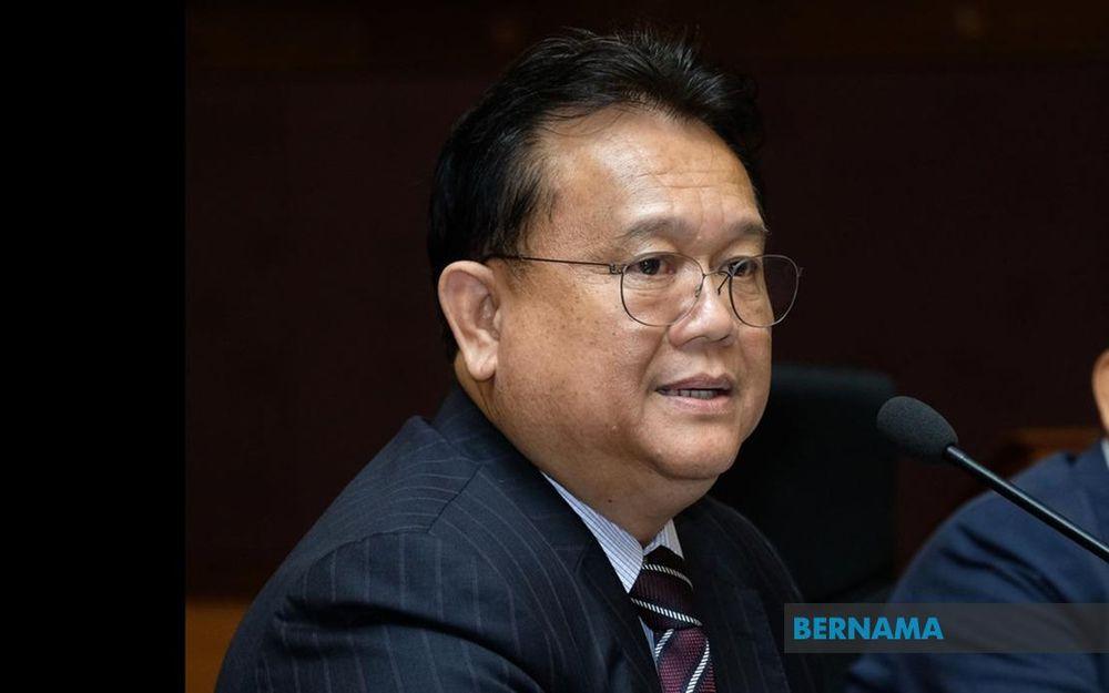 GPS secretary general Datuk Alexander Nanta Linggi said GPS was not involved with Parti Keadilan Rakyat (PKR) president Datuk Seri Anwar Ibrahim's attempt to form a new federal government. — Bernama pic via Borneo Post