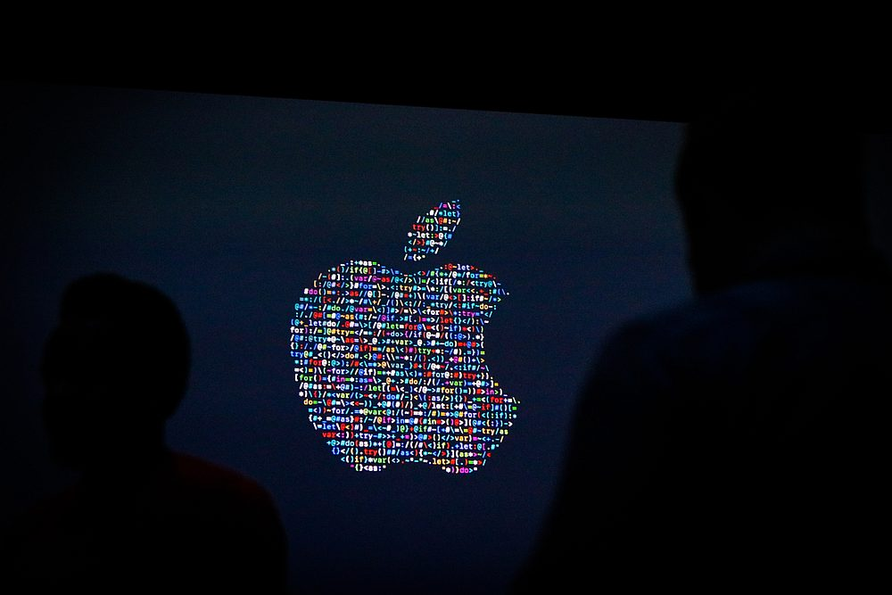 Apple and Google plan to directly integrate contact-tracing software into smartphones as they aim to broaden a jointly developed initiative to combat the coronavirus. — AFP pic