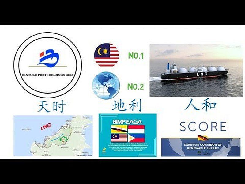 Image from the YouTube video: BIPORT — Bintulu Port Holdings Berhad.