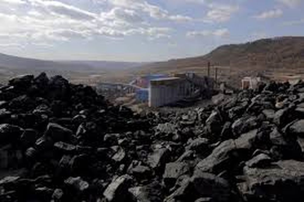 File picture shows the Pinggang coal mine from the state-owned Longmay Group on the outskirts of Jixi, in Heilongjiang province, China October 24, 2015. — Reuters pic