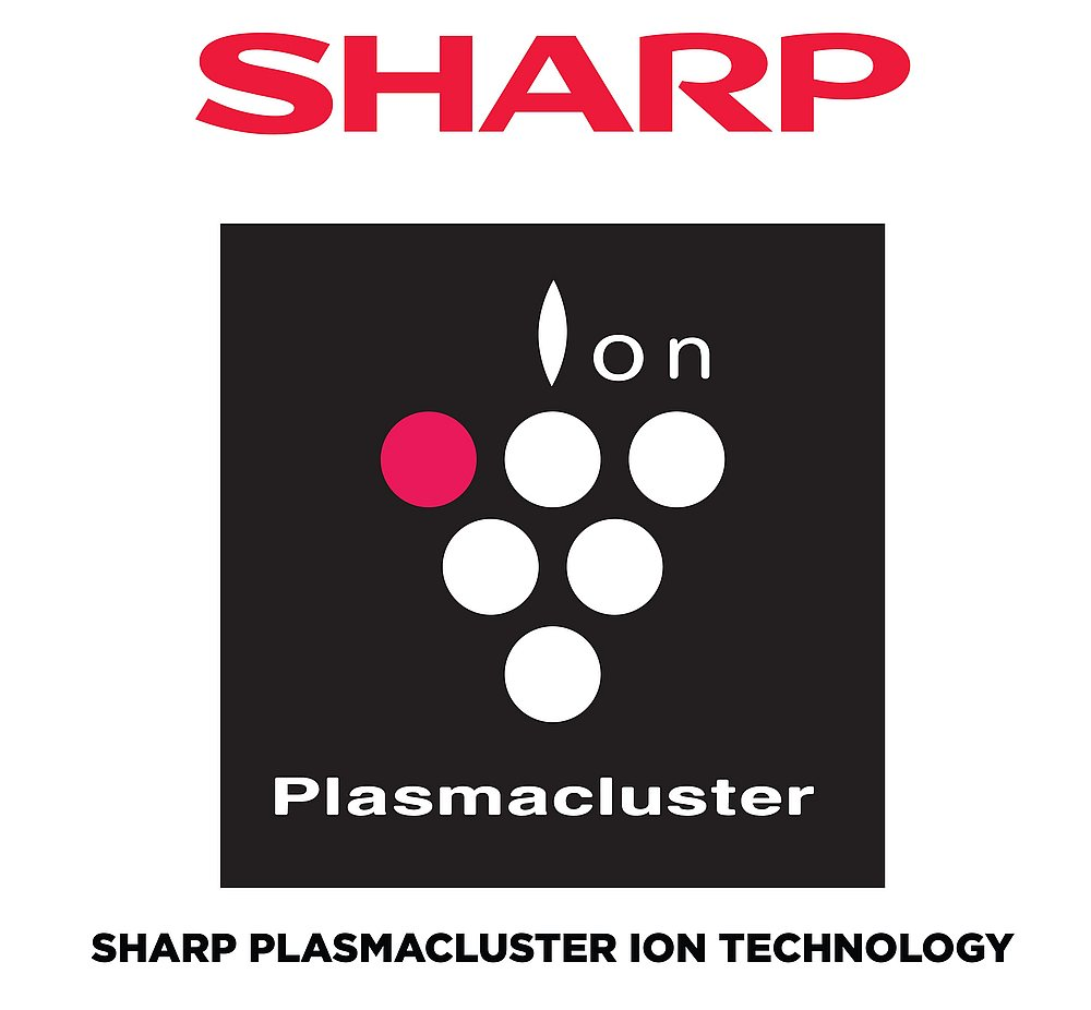 Sharp Corporation's Plasmacluster technology is a collaborative effort with researchers in Japan. — Image courtesy of Sharp Corporation