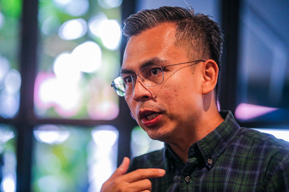 When contacted, PKR's communications director and Lembah Pantai MP Fahmi Fadzil indicated that PH MPs would only decide after viewing the actual proposed Budget 2021. — Picture by Hari Anggara.
