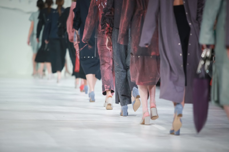 As of September 28, Pinterest users will be able to view content from Fashion Week on the platform. ― IStock.com/AFP pic