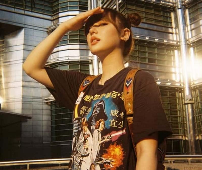 Thai-German singer Jannine Weigel will be dropping her new single 'Passcode' on September 18, 2020. — Photo via Facebook/ JannineWeigelOfficialArtist