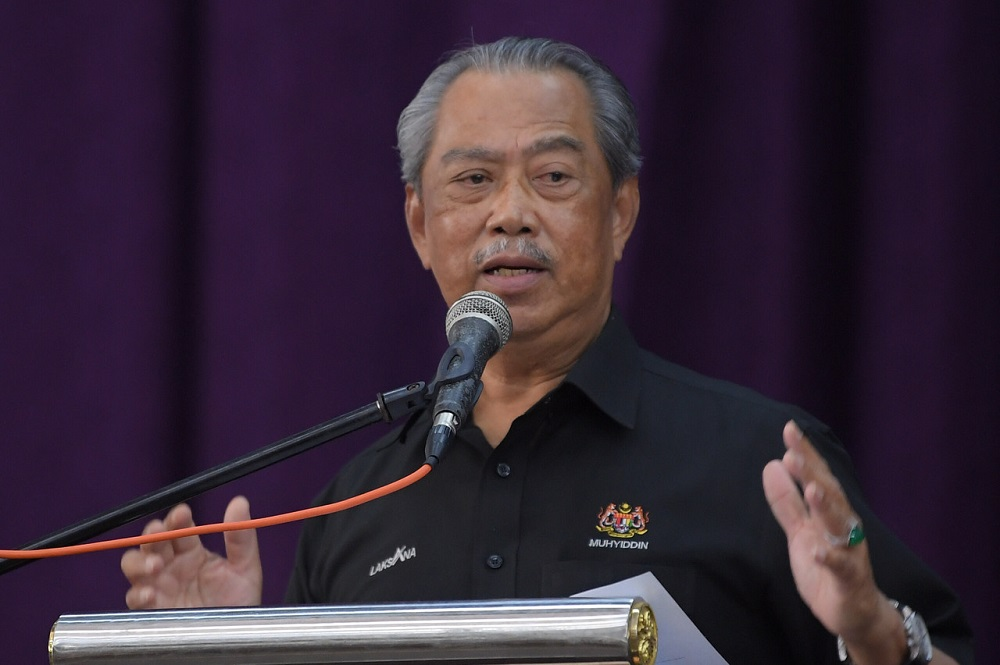 The Perikatan Nasional (PN) administration is thought to be mulling a Cabinet reshuffle that could see more Umno lawmakers within its ranks. ― Bernama pic
