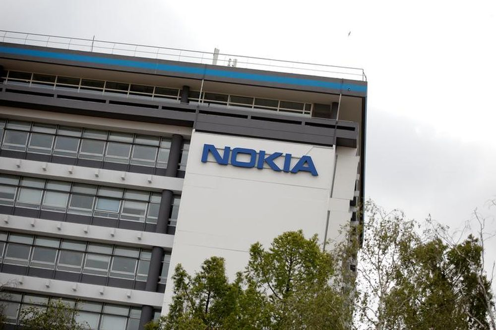 Despite a 'disappointing' seven-per cent fall in net sales, in part due to poor services performance, Nokia posted a €193 million net profit for the three months to September, up from €82 million in the same period last year. — Reuters pic