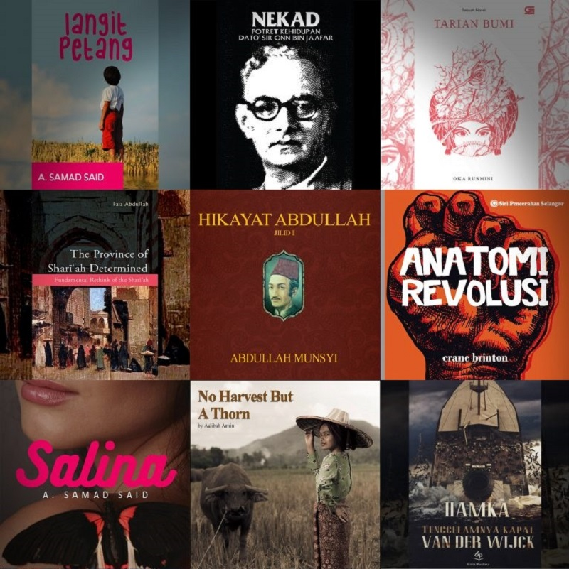 Nusantara Audiobooks has 70 books in audio format, voiced by popular Malaysian personalities. ― Picture courtesy of Nusantara Audiobooks