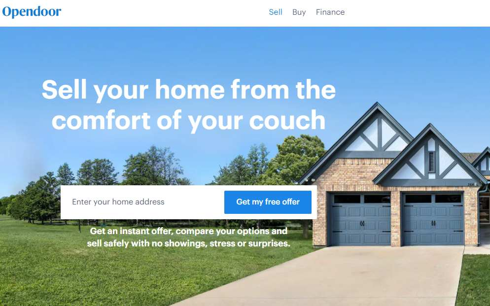 Flipping startup Opendoor going public at valuation of US$4.8 billion