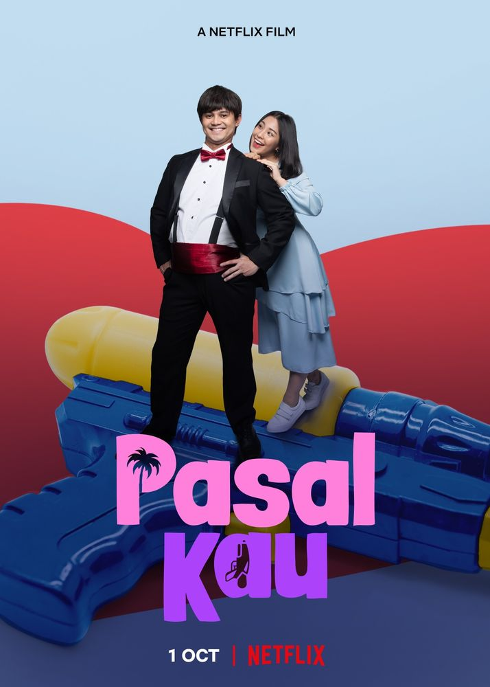 The idea for the film came from Hairul who used to work in a hotel before becoming an actor. — Picture courtesy of Netflix
