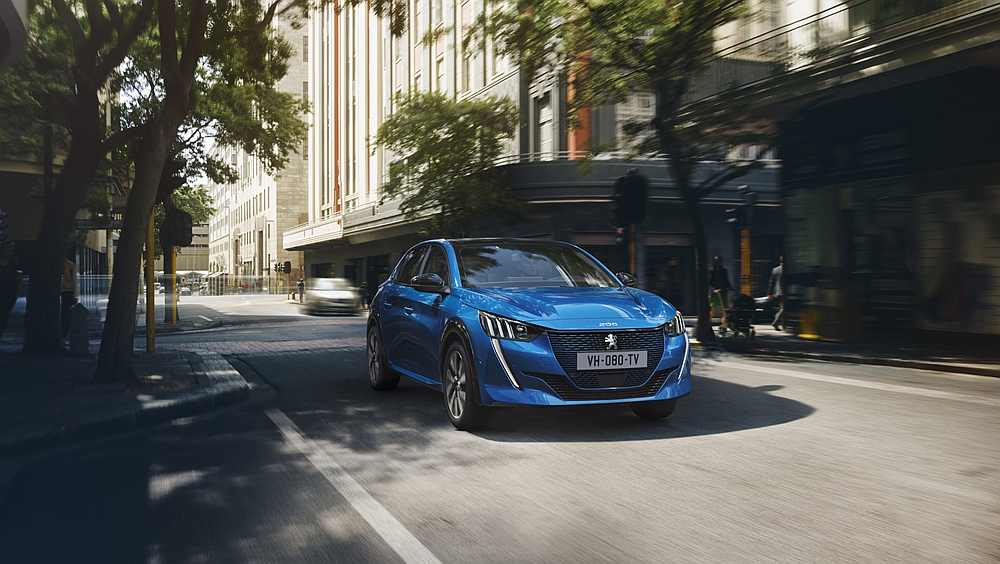 The Peugeot 208 won the European Car of the Year 2020 award. — Picture courtesy of Automobiles Peugeot via AFP