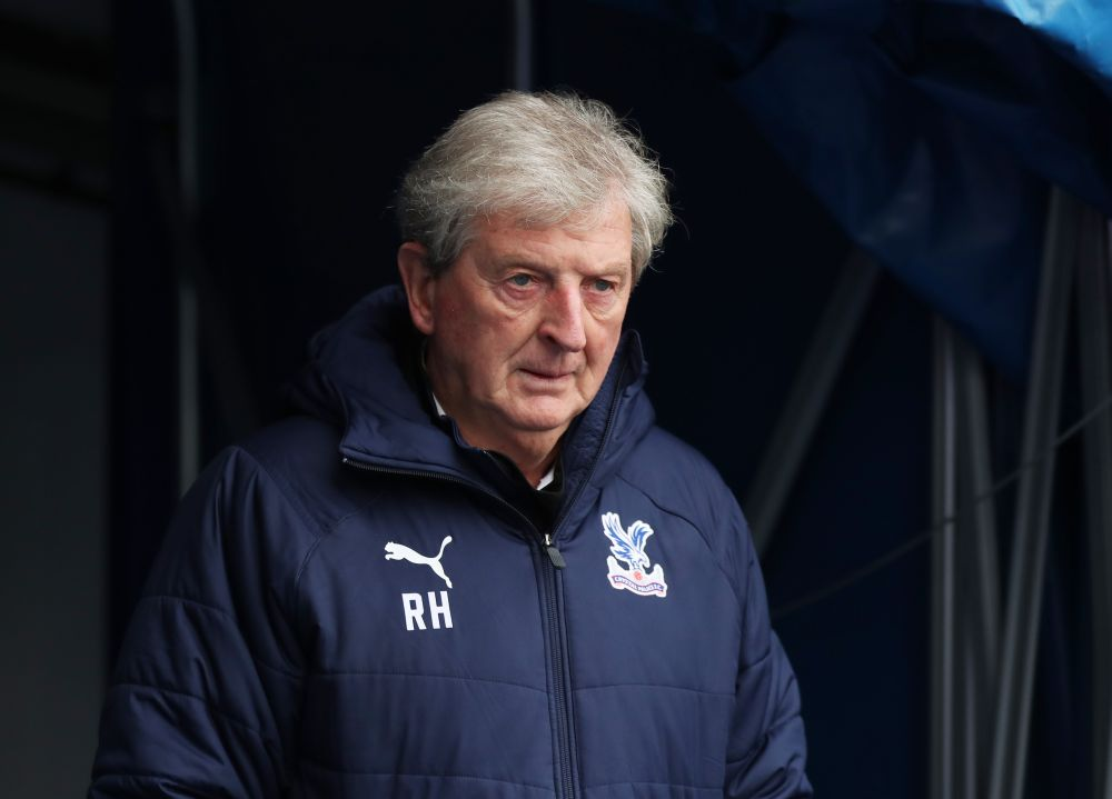 Roy Hodgson blast Everton's penalty after Palace loss
