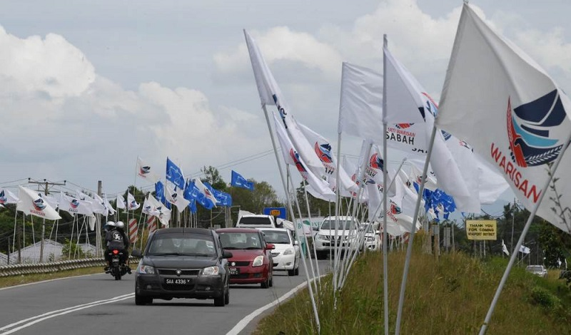The Sabah state snap elections are set to be held on September 26. ― Bernama pic