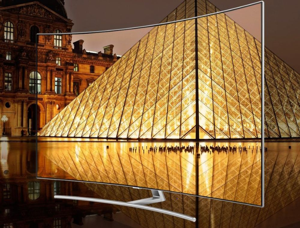 Samsung Electronics unveiled new details surrounding its premium line-up of QLED TVs and The Frame at a global TV launch event in Paris. — Picture courtesy of news.samsung.com