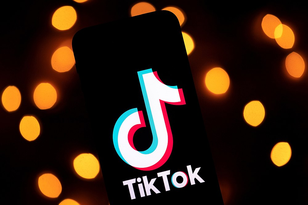 TikTok has seen some two billion downloads and its user base is estimated at 700 million, making it one of the biggest players in the social media space. — AFP pic