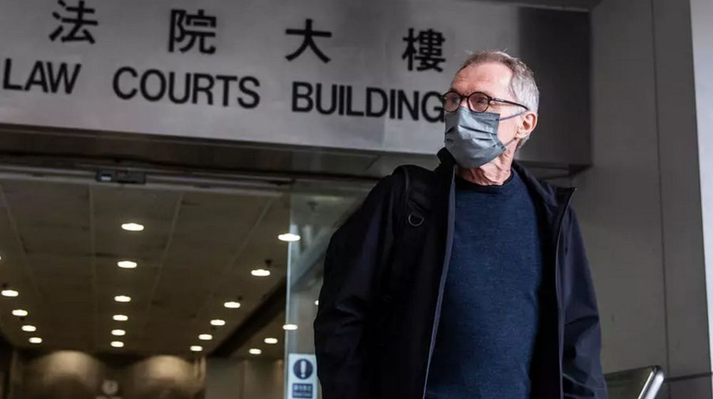 The trial of Swiss photographer Marc Progin has been watched closely both in mainland China and Europe. — AFP pic