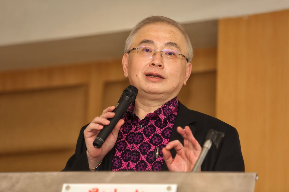 MCA president Datuk Seri Wee Ka Siong assured Malaysians that their grouses have been noted. — Picture by Choo Choy May