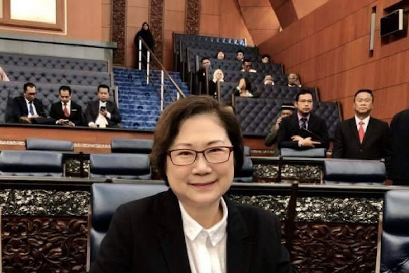 Sabah PKR chief Datuk Christina Liew strongly opposes the proposal to appoint a PAS representative to the State Legislative Assembly and government. — Borneo Post Online pic