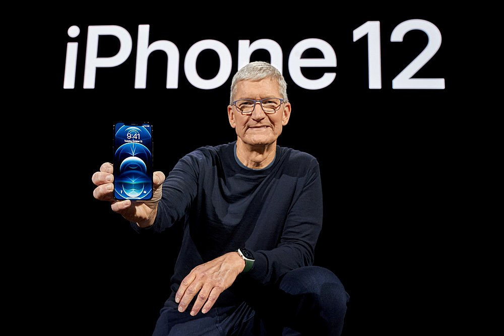 CNBC reported that Apple Inc is planning to increase dividend according to Chief Executive Tim Cook. — Apple Inc handout via Reuters