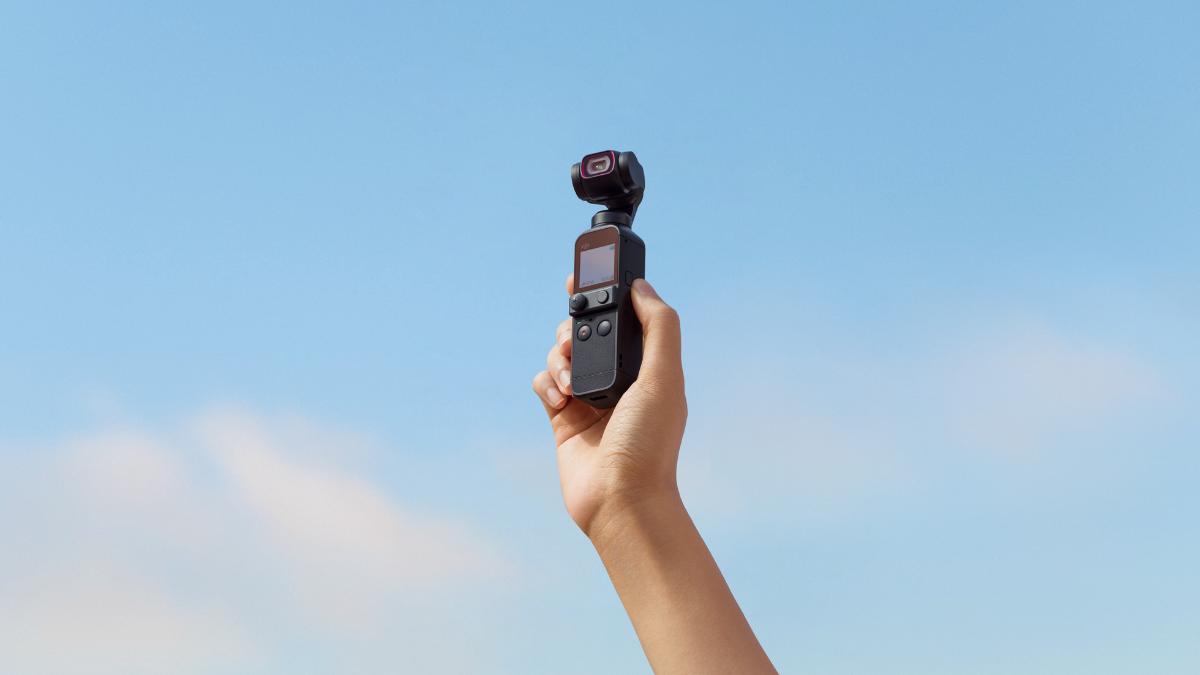 DJI推出全新的DJI Pocket 2-图摘自Soya Cincau-