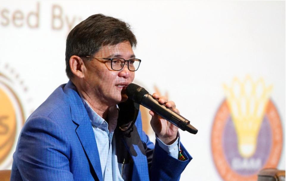 大马羽总秘书吴志强认为在疫情不明朗,将近9成国际赛取消的情况下,只能多举办国内赛以维持球员状态。-马新社-