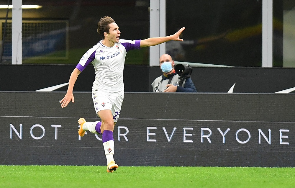 Juventus and Fiorentina come to an agreement over Federico Chiesa move