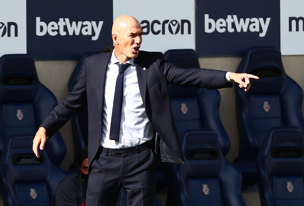Crisis never far away for Zidane as Real Madrid doubts linger   Sports   Malay Mail