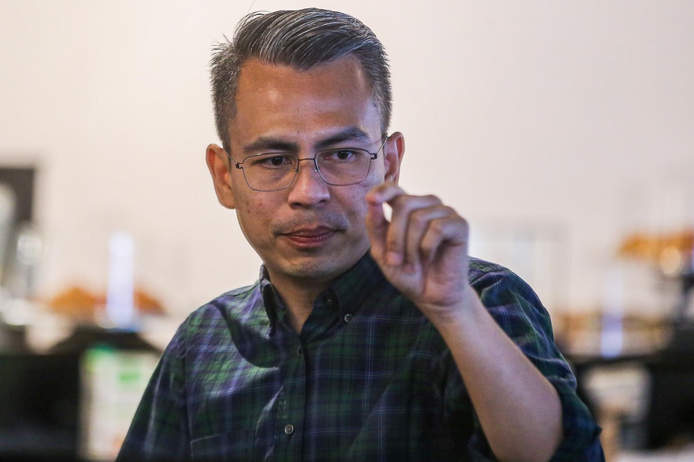 Confirming that he intends to stay on for a second term, Fahmi said his support on the ground at the moment is good.