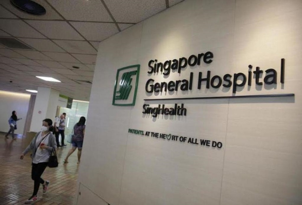 A 64-year-old man who died from complications after contracting the coronavirus was getting treatment at the Singapore General Hospital. — TODAY pic
