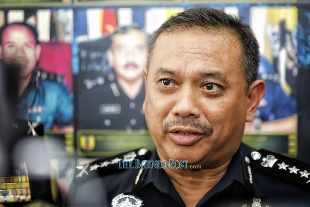 Sarawak Police Commissioner Datuk Aidi Ismail said the public can obtain and apply for the permit at any district police station. — Borneo Post Online pic