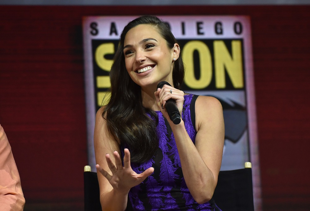 Gal Gadot is confirmed to produce and star in a new big-screen epic from Paramount, taking up the role made famous by Elizabeth Taylor in the 1963 classic 'Cleopatra.' — AFP pic