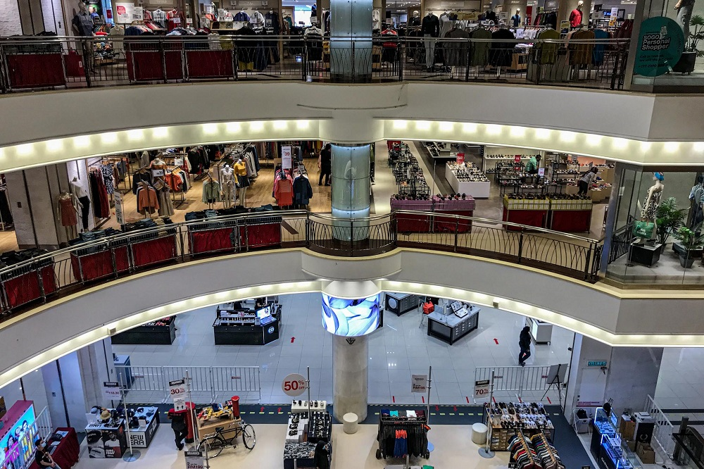 In its Consumer Sentiments Survey Report for the third quarter (Q3) of 2020, the think-tank said consumers remain in cautious mode as the Covid-19 pandemic continues to wreak havoc in the world. — Picture by Hari Anggara