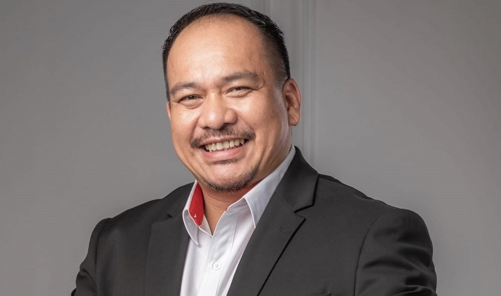 Senator Adrian Lasimbang (pic) said the political fiasco in Sabah was triggered by Tan Sri Musa Aman and his operatives' move to lure assemblymen to form a backdoor government. — Picture by Borneo Post Online