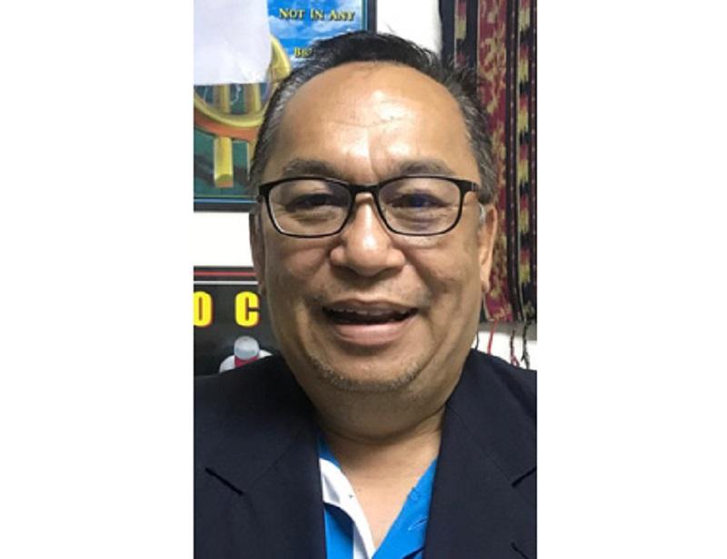 Gasak president Bobby William (pic) said Sarawak Deputy Chief Minister Tan Sri Datuk Amar Dr James Jemut Masing should stop making Dayaks as ordinary farmers. — Borneo Post Online pic