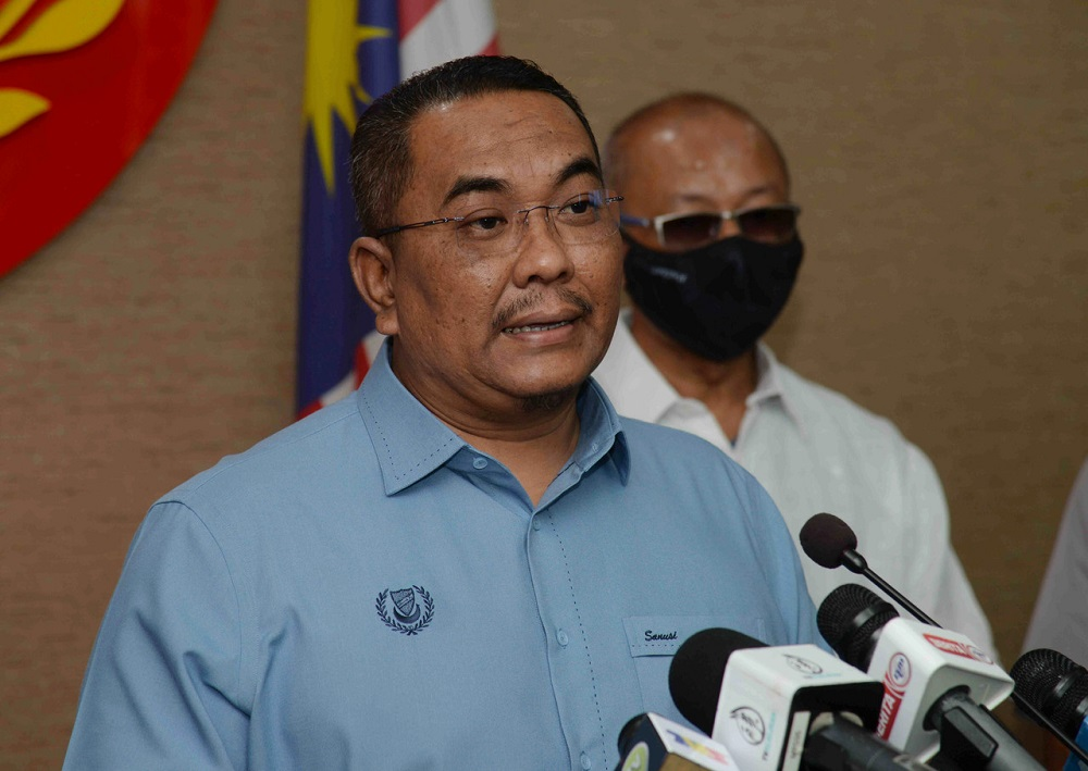 KFA said that all executive committee members believed that the decision of its president, Muhammad Sanusi Md Nor, was made after taking into consideration all technical and legal aspects. — Bernama pic