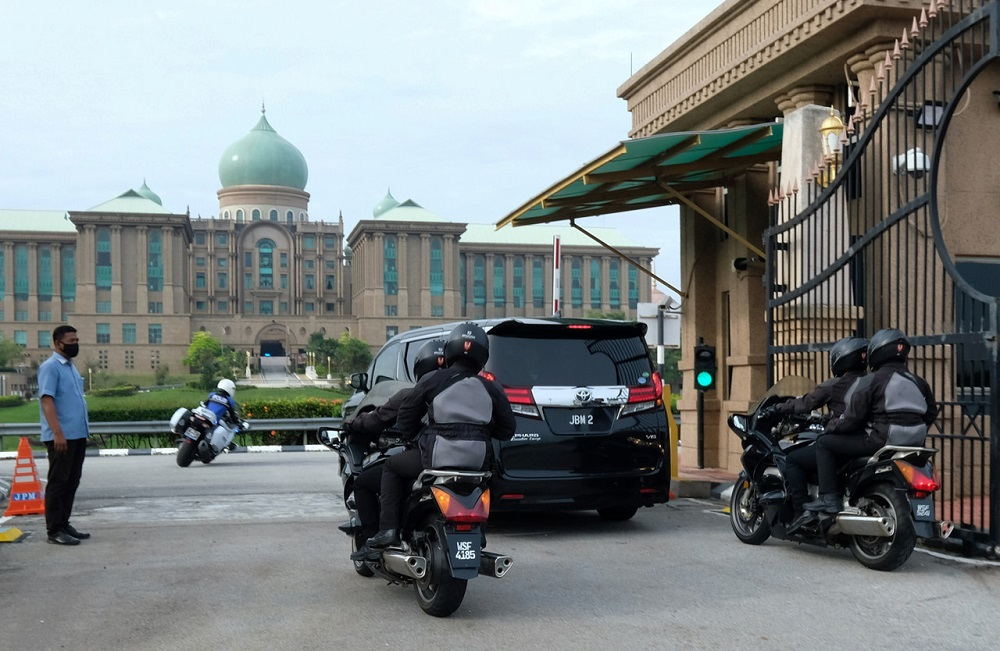 Reports have so far suggested that Putrajaya is seeking a so-called state of 'partial emergency', also dubbed as 'economic, health, or political emergency'. — Bernama pic