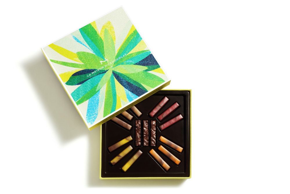 La Maison du Chocolat unveiled its first collection of plant-based chocolates in 2018. — Picture from La Maison du Chocolat via AFP-Relaxnews