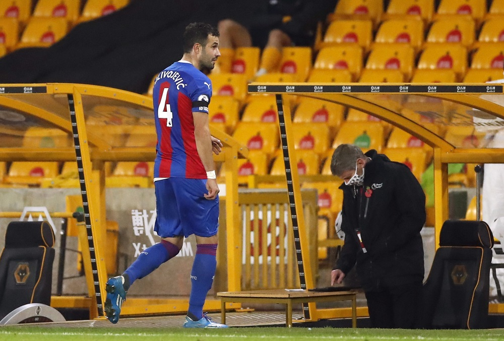 Luka Milivojevic appeared to breach Covid-19 guidelines on New Year's Eve by attending a party. ― Reuters pic