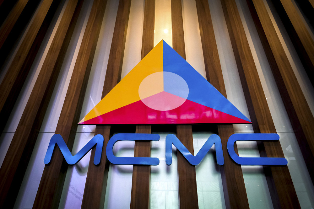 MCMC said interested licensees under the Communications and Multimedia Act (CMA) 1998 can opt to participate in either part one or part two. — Bernama pic