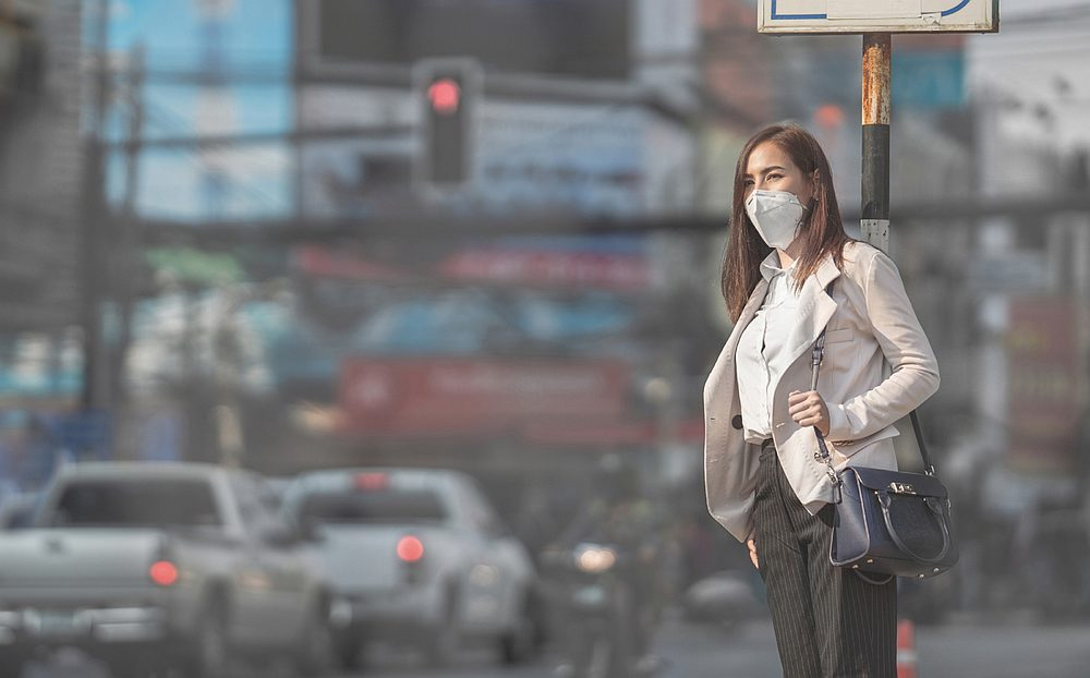 In East Asia, which has some of the highest levels of harmful pollution, the authors find 27 per cent of Covid-19 deaths can be attributed to the health effects of poor air quality. — torwai / IStock.com pic via AFP