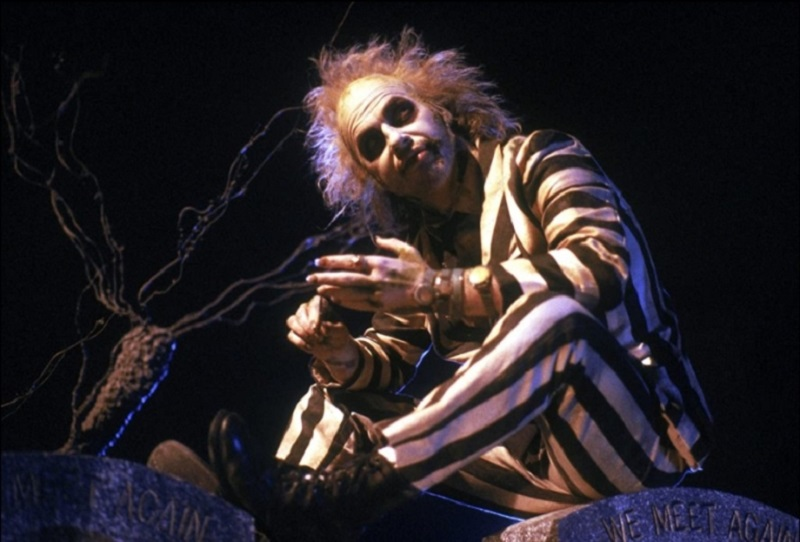 Tim Burton's 'Beetlejuice' is the most searched-for movie among residents of Florida, Illinois, Louisiana, Nevada and Washington. ― Picture courtesy of Warner Bros via AFP