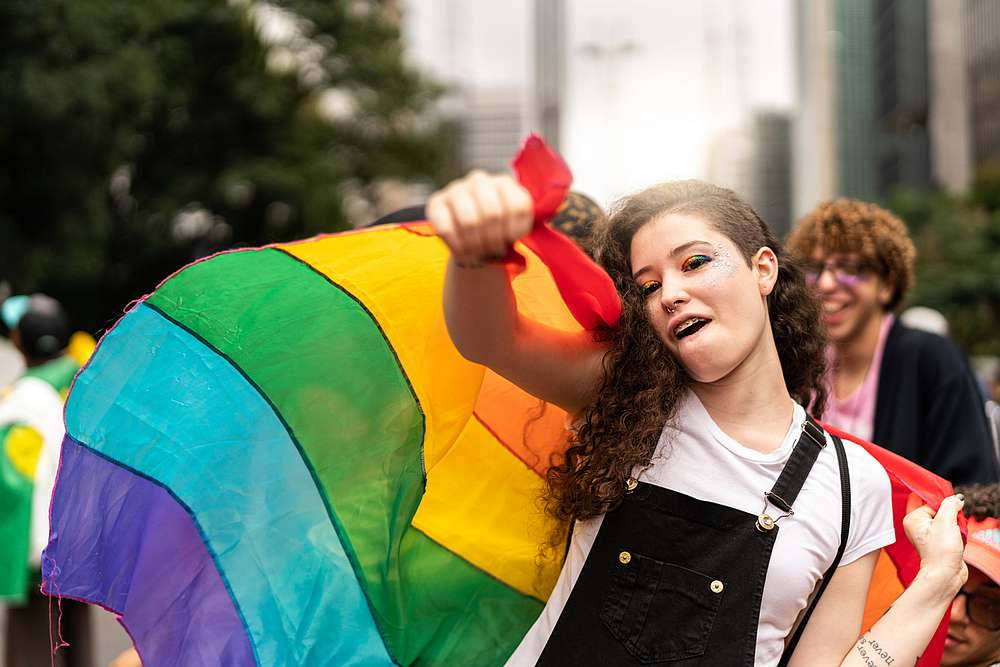 According to data from LGBTQ+ centres, there are more than 275 LGBTQ+ resource centres on college campuses in the US. — FG Trade / IStock.com pic via AFP