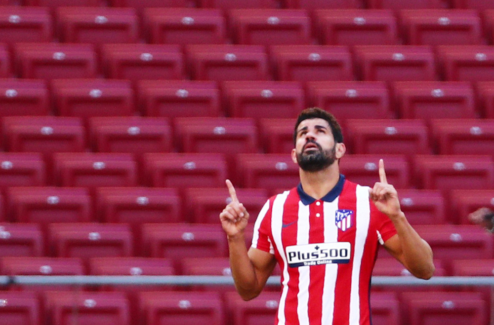 Atletico Madrid, Diego Costa mutually agree to end contract